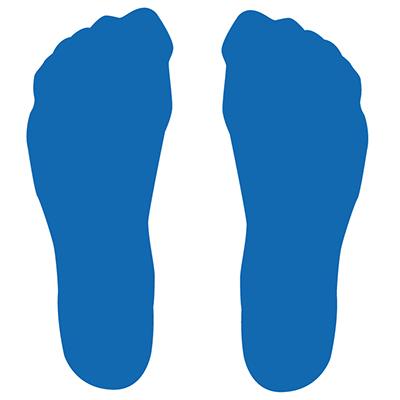 PermaStripe Feet TL37